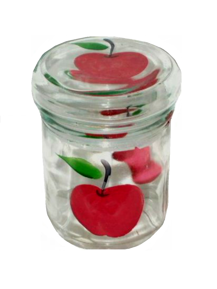 Apples-Canister-Hand-Painted-Glass-Jar-wallpaper-wp5204165