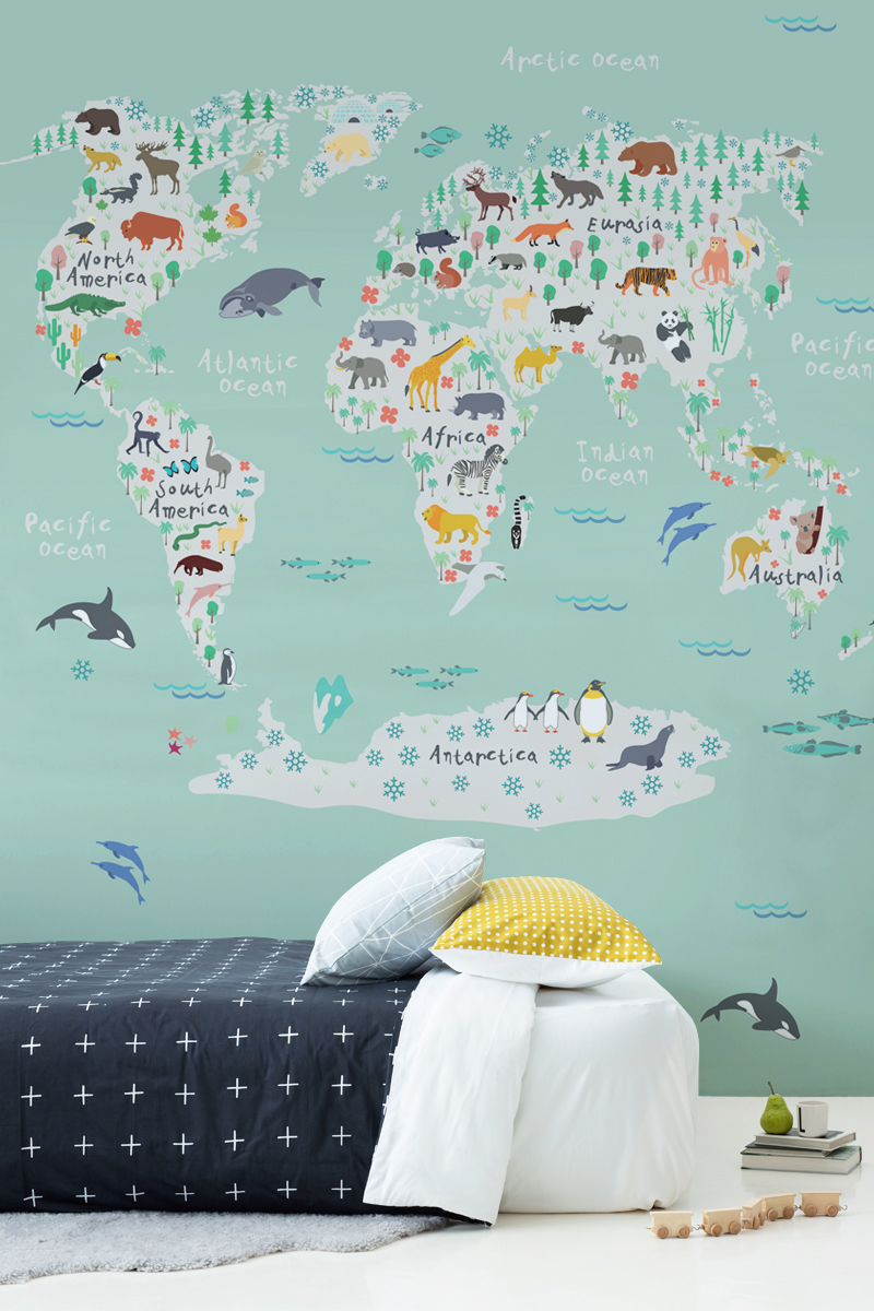 Are-you-decorating-your-kids-bedroom-This-illustrated-world-map-is-completely-unique-and-is-guaran-wallpaper-wp4003096