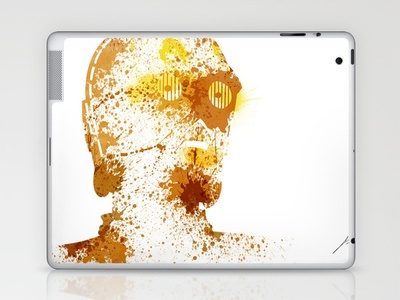 Artistic-CPO-Star-Wars-splatter-paint-iPad-or-laptop-vinyl-decal-skin-sticker-cool-cpo-starw-wallpaper-wp5803652