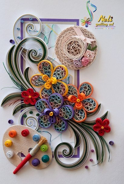 Astonishing-Quilling-Artworks-PicturesCrafts-com-wallpaper-wp5202386-1