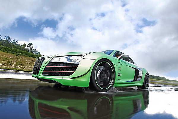Audi-R-V-Racing-One-–-green-track-car-wallpaper-wp3601108