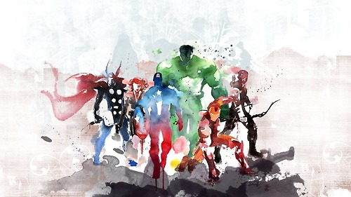 Avengers-Watercolor-wallpaper-wp3003388