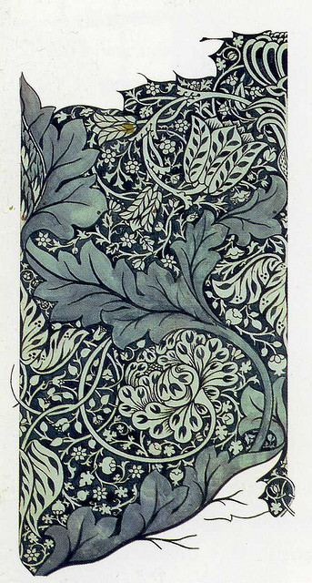 Avon-textile-design-by-William-Morris-produced-by-Morris-Co-in-posted-o-wallpaper-wp4403410