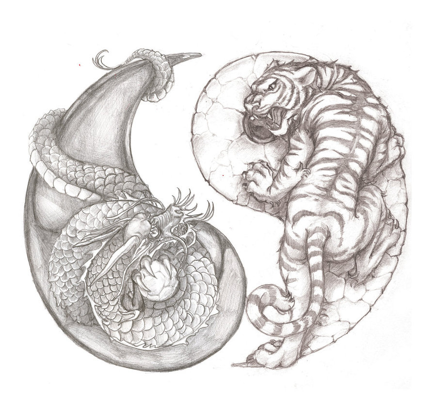 Awesome-tiger-and-dragon-yin-yang-tattoo-idea-wallpaper-wp5603104