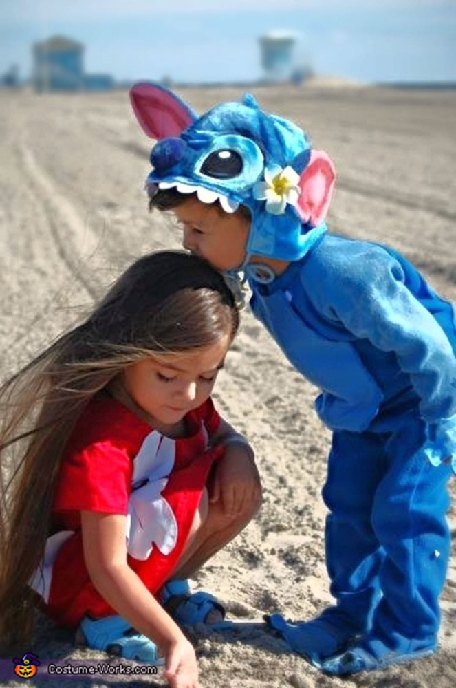 Aww-Lilo-Stitch-sibling-costumes-wallpaper-wp423847