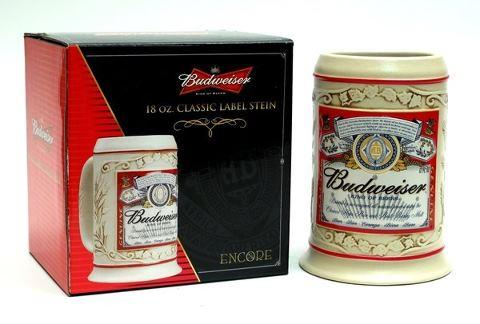 BUD-Classic-Label-oz-Ceramic-Wheat-Trim-Beer-Stein-w-free-shipping-wallpaper-wp3003955