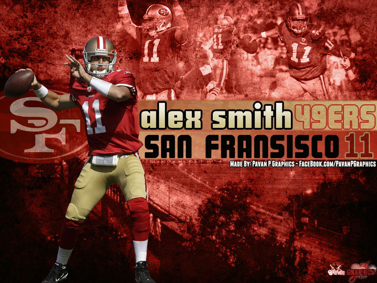 Background-of-the-day-San-Francisco-ers-Alex-Smith-wallpaper-wp5803785