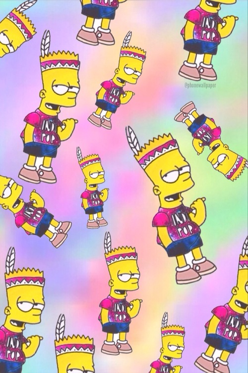 Bart-Simpson-Hippie-wallpaper-wp5603182