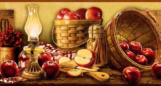 Basket-of-Apples-Border-wallpaper-wp5603184