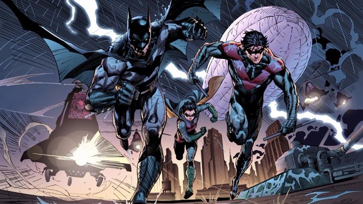 Batman-Nightwing-Robing-DC-Comics-wallpaper-wp3603005