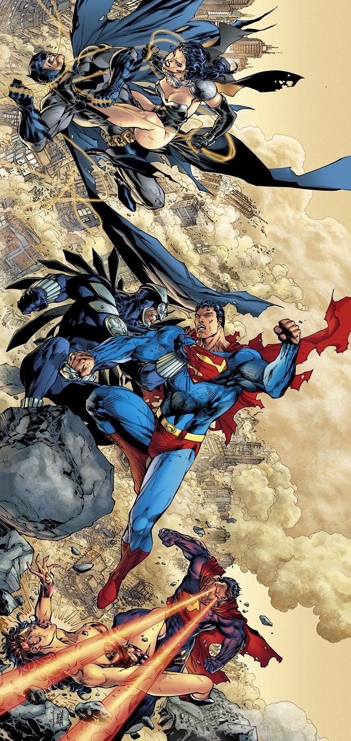 Batman-v-Superwoman-Superman-v-Owlman-Wonder-Woman-v-Ultraman-by-Jim-Lee-DC-comics-wallpaper-wp3003499