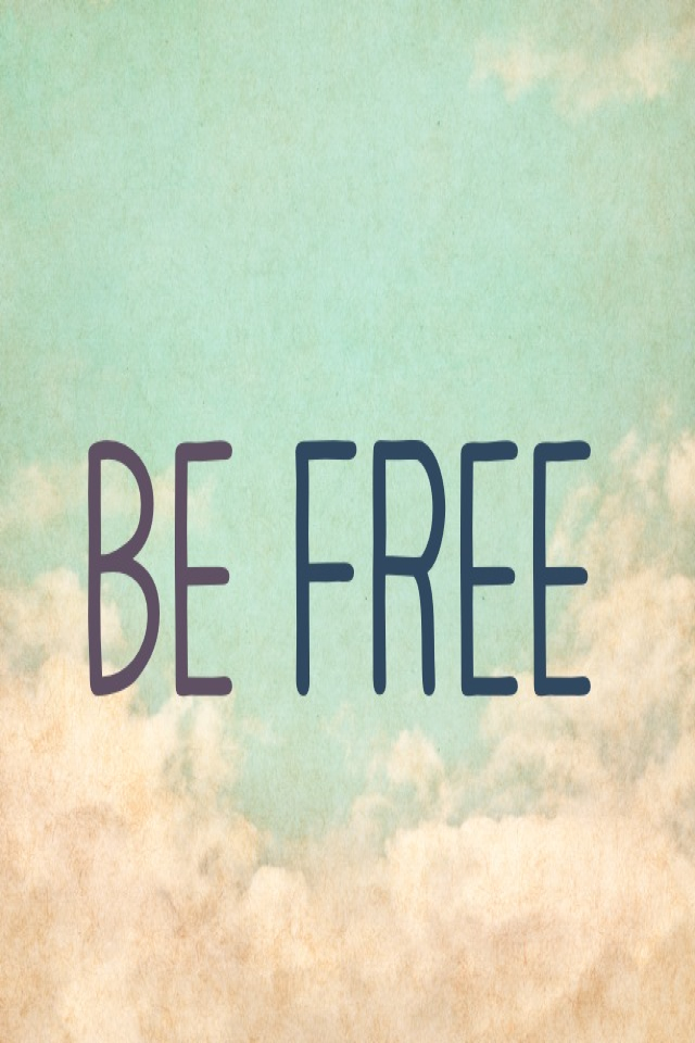 Be-free-iPhone-backgrounds-wallpaper-wp5803860