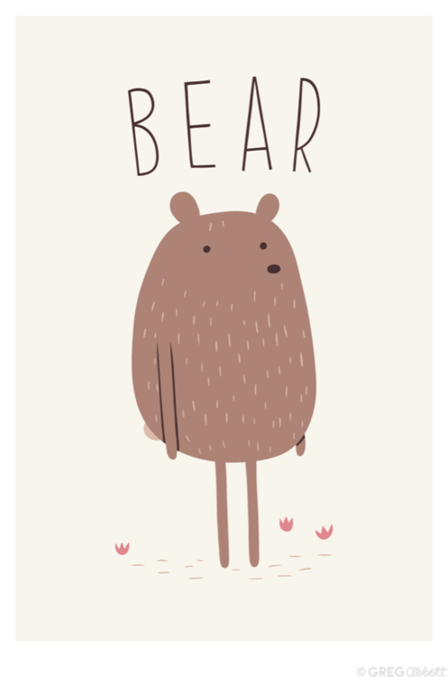 Bear-illustration-for-nursery-or-kid-s-bedroom-wallpaper-wp5803873