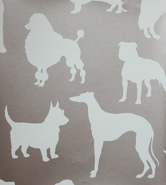 Best-in-Show-Metallic-mushroom-with-silhouettes-of-dogs-in-white-wallpaper-wp3003638