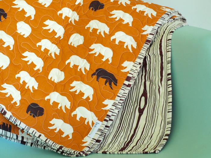 Birch-Organic-Play-Quilt-Bear-Hike-Orange-wallpaper-wp4604239-1