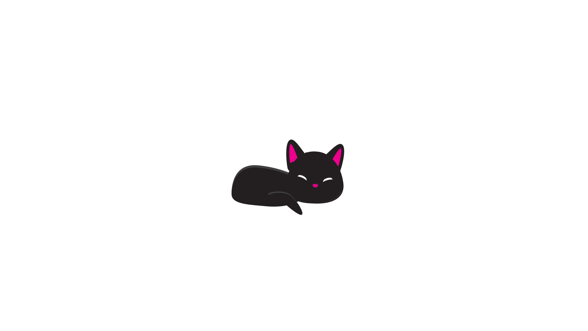 Black-Cat-Minimalist-OC-1920-x-1080-wallpaper-wp3603392