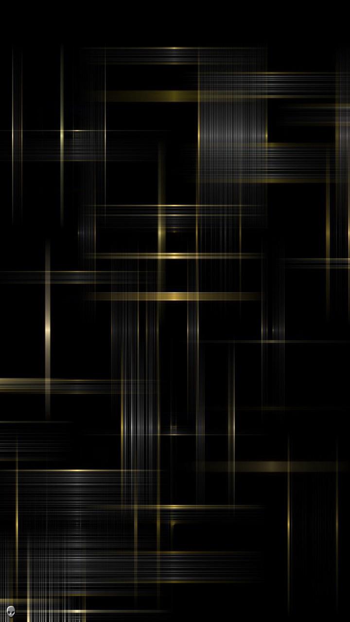 Black-and-Gold-Galaxy-S-wallpaper-wp5403706