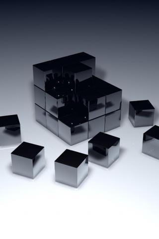 Black-breaking-rubix-cube-wallpaper-wp424133-1
