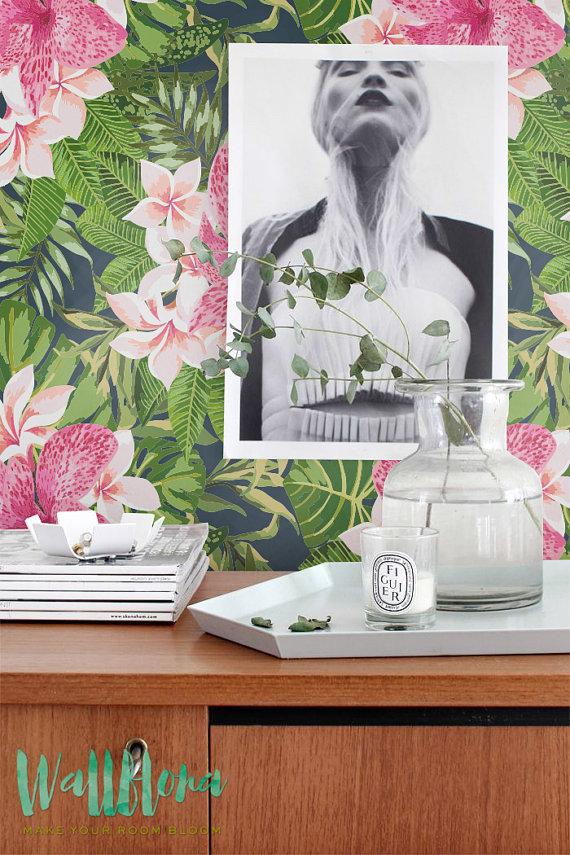 Blooming-Jungle-Removable-by-WallfloraShop-wallpaper-wp42175