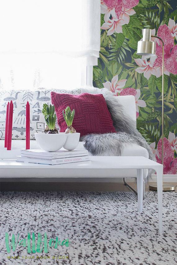 Blooming-Jungle-Removable-by-WallfloraShop-wallpaper-wp424154