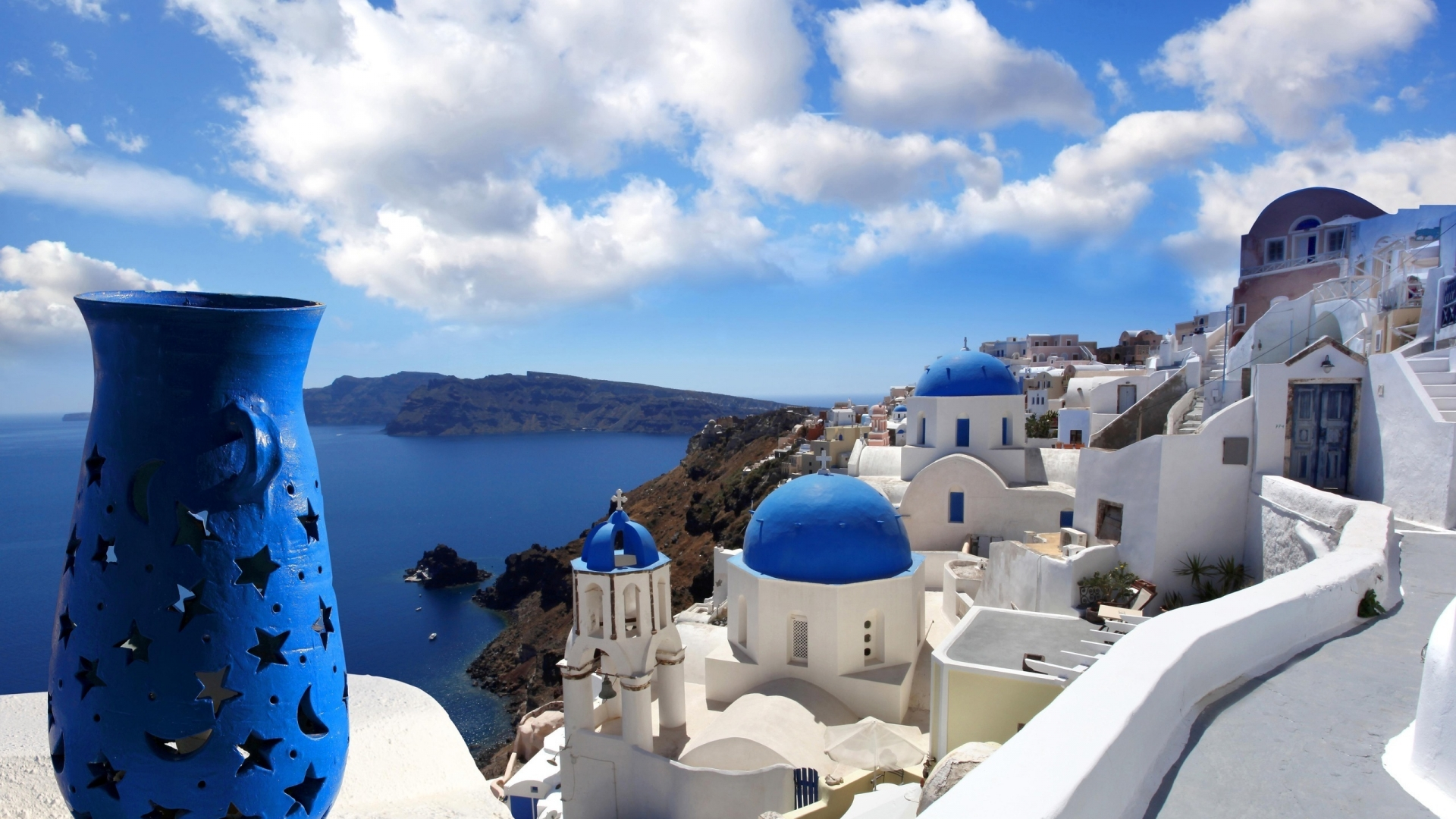 Blue-Santorini-Greece-1920-x-1080-Need-iPhone-S-Plus-Background-for-IPhoneSPlus-wallpaper-wp3603538