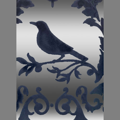 Blue-Silver-Mylar-Deer-Bird-Damask-velvet-flocked-wallcovering-VCC-Velvet-Flocked-wallpaper-wp3003786