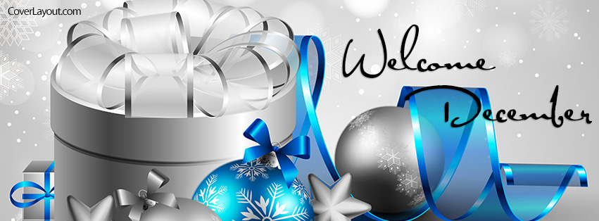 Blue-and-White-Christmas-Welcome-December-Facebook-Cover-CoverLayout-com-wallpaper-wp4804784