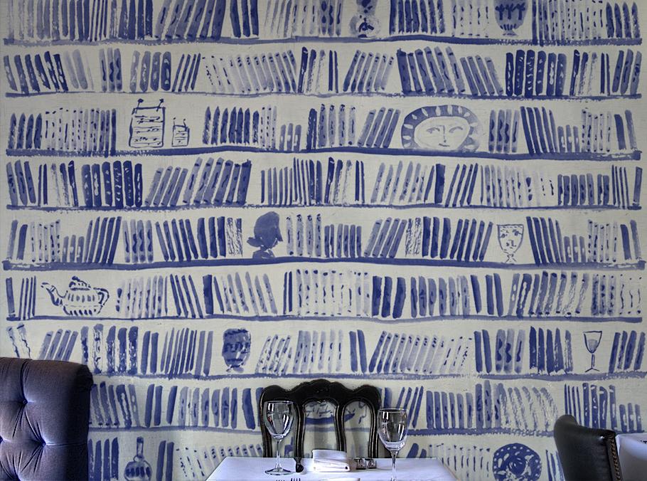 Bobo-by-Schwartz-Sons-featuring-Bella-Foster-wallpaper-wp6002444