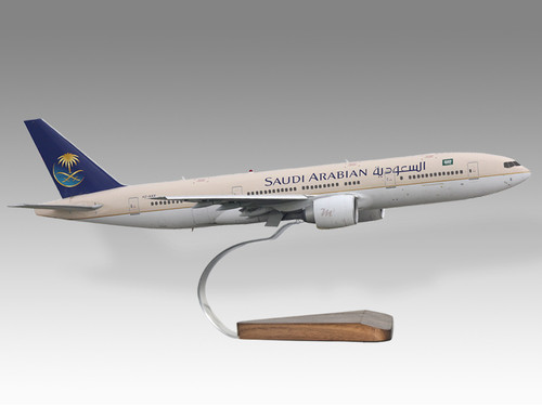 Boeing-ER-Saudi-Arabian-Airlines-Wood-Model-eBay-wallpaper-wp4604367