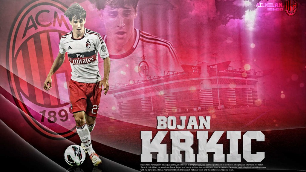 Bojan-Krkic-Pérez-Ac-Milan-HD-Best-wallpaper-wp5204762