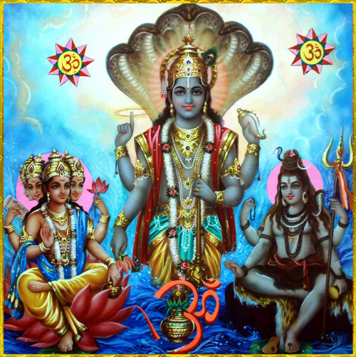 """Brahma-Vishnu-Maheshvara-""""Generally-the-transcendentalists-even-though-engaged-by-others-in-t-wallpaper-wp4603094-1"""