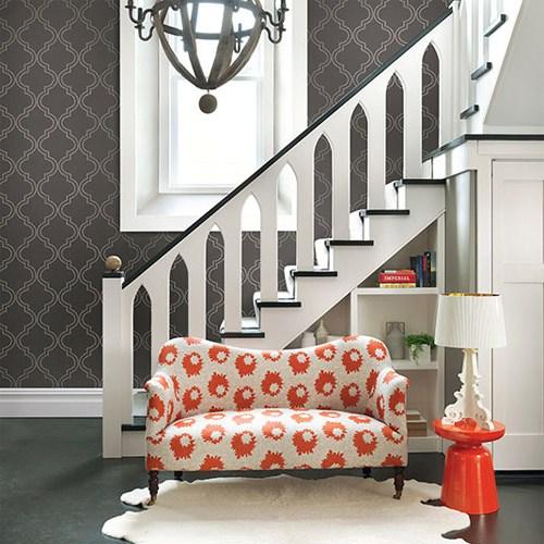 Brewster-Symetrie-Tetra-Quatrefoil-wallpaper-wp5005452