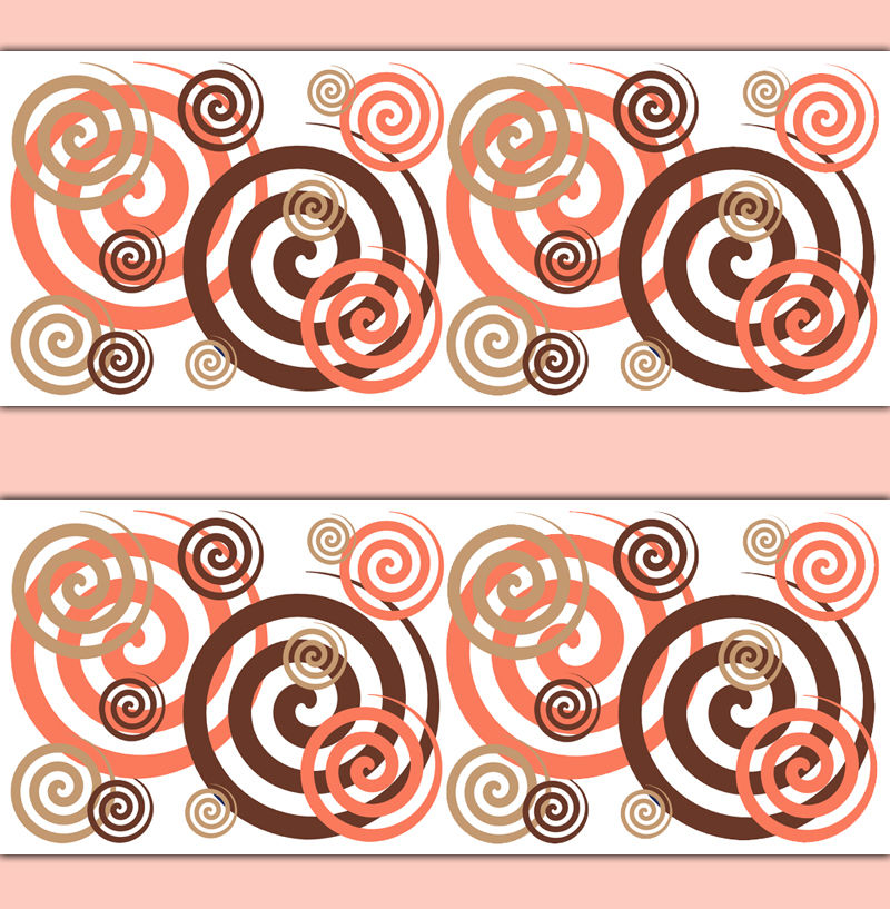Brown-Tan-Pink-Coral-Swirl-Twirl-Border-Wall-Art-Decal-Girl-Room-Decor-decampstudios-Con-wallpaper-wp5204852