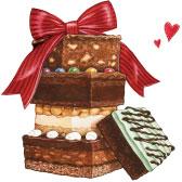 Brownies-Bars-Gooseberry-Patch-original-artwork-wallpaper-wp4604452