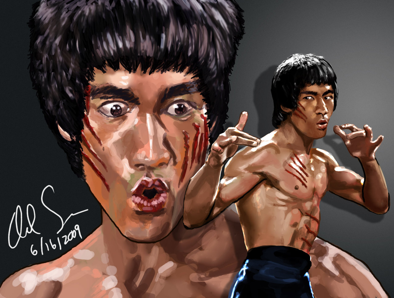 Bruce-Lee-Enter-the-Dragon-by-osx-mkx-deviantart-com-on-deviantART-wallpaper-wp424264-1