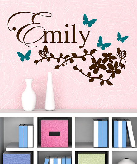 Butterfly-Branches-Personalized-Wall-Decal-Set-For-kids-rooms-Decor-Designs-wallpaper-wp5603652