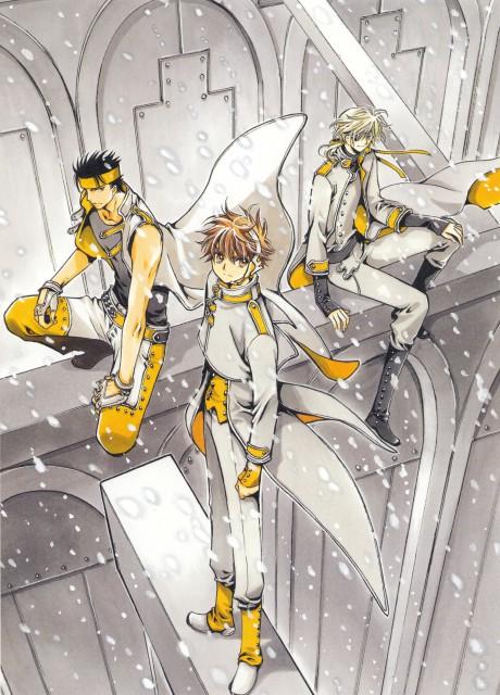 CLAMP-Bee-Train-Tsubasa-Reservoir-Chronicle-Album-De-Reproductions-Fay-D-Flourite-wallpaper-wp5404139