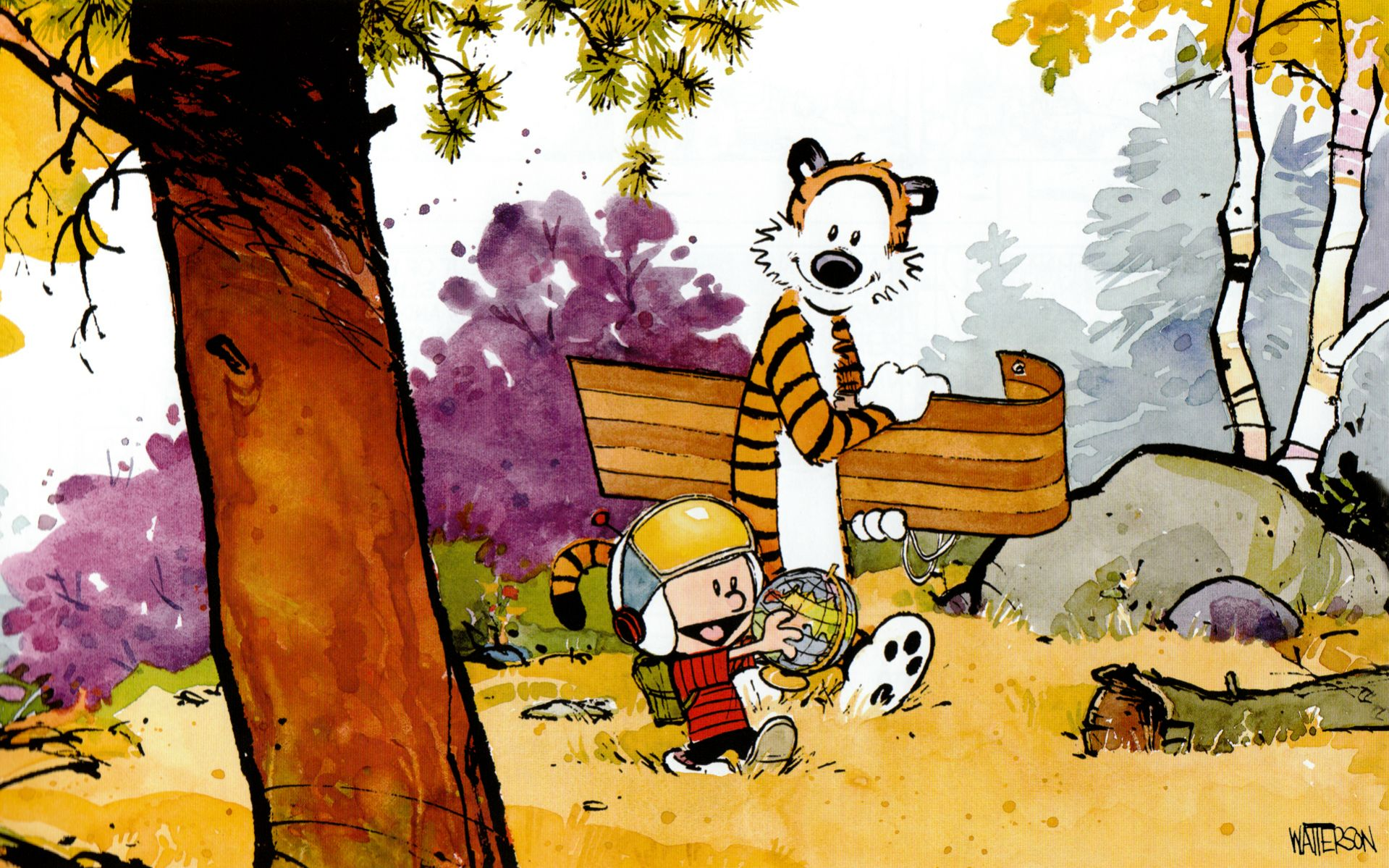Calvin-and-Hobbes-Dump-Album-on-Imgur-wallpaper-wp340117