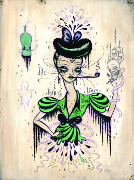 Camille-Rose-Garcia-wallpaper-wp400538-1
