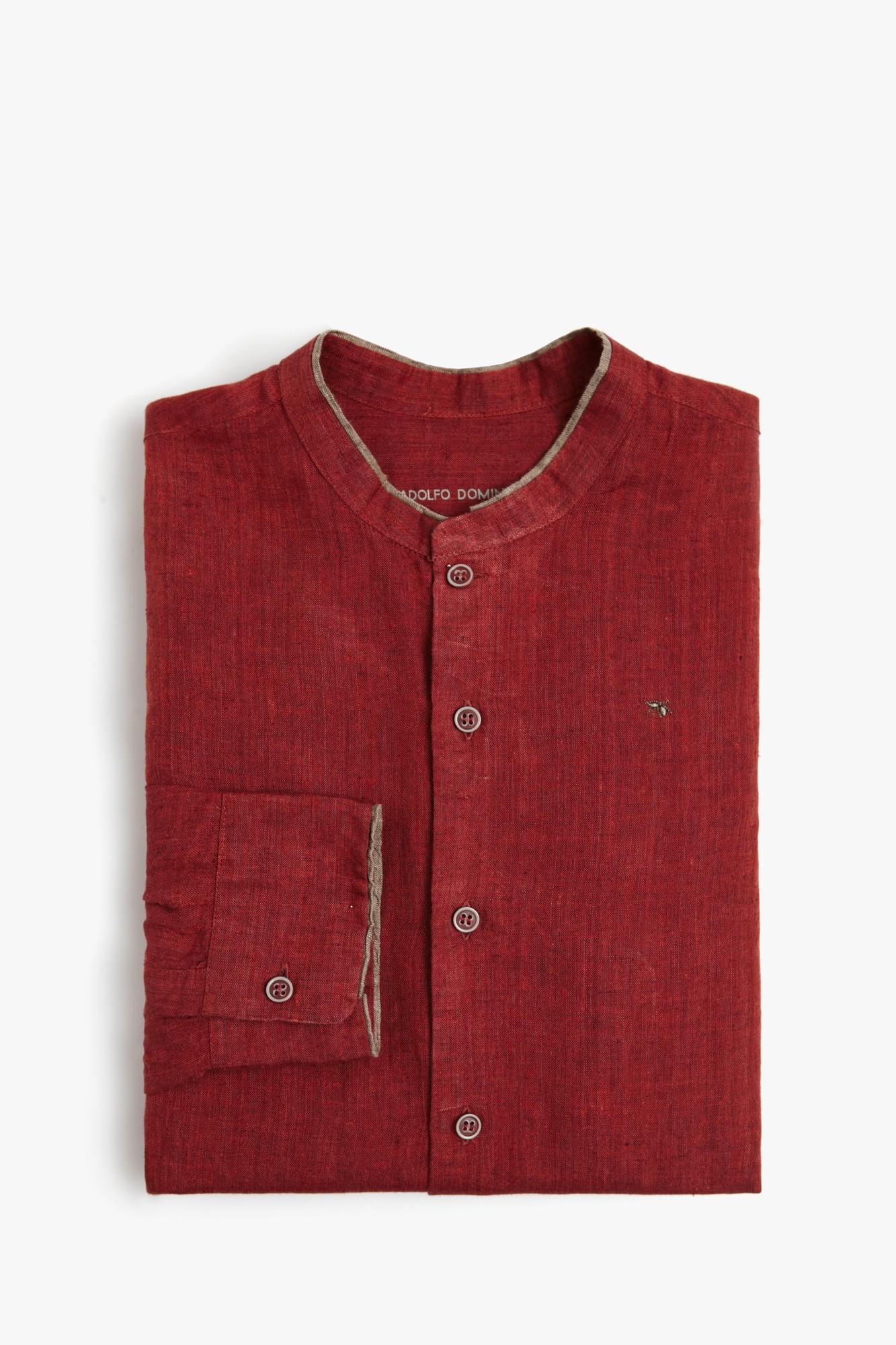 Camisa-lino-cuello-mao-Adolfo-Dominguez-wallpaper-wp5204999
