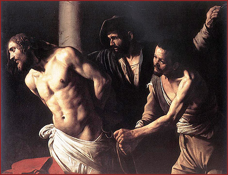 Caravaggio-christ-wallpaper-wp5403966