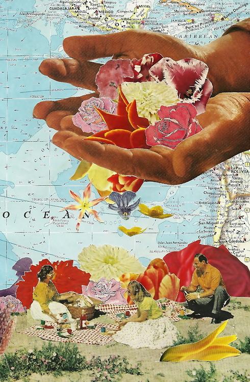 Caroline-Alkire-Huge-flicker-board-of-examples-of-surrealistic-magazine-collage-wallpaper-wp3004145