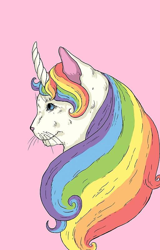 Cat-Unicorn-wallpaper-wp5005790