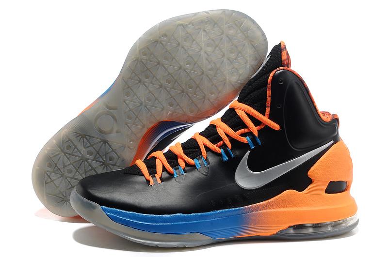 Cheap-Kevin-Durant-Shoes-Orange-Black-Grey-Blue-wallpaper-wp5205127