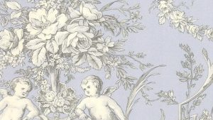 French Vintage wallpaper