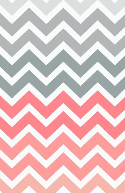 Chevron-Pink-Fade-Art-Print-Phone-background-Lock-screen-wallpaper-wp5603813
