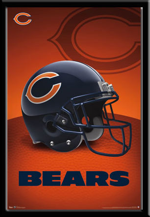 Chicago-Bears-Football-Team-Helmet-Logo-Poster-wallpaper-wp6002660