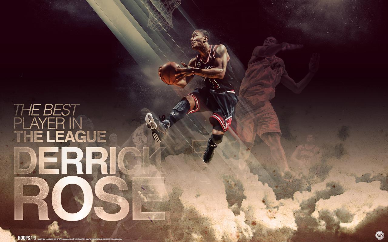 Chicago-Bulls-Derrick-Rose-NBA-from-HoopsArt-com-wallpaper-wp540155