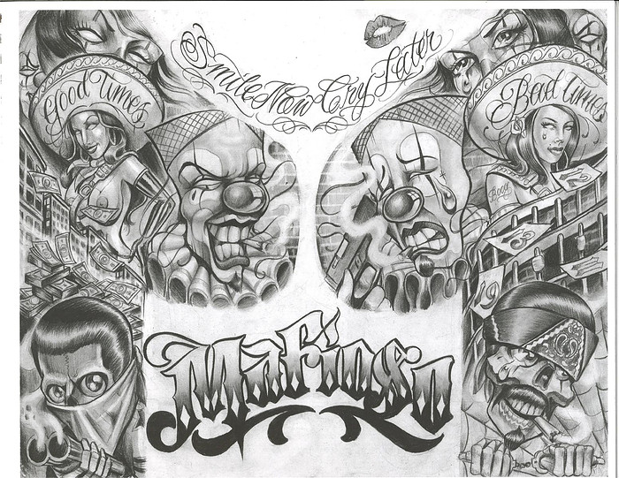 Chicano-Art-Tattoos-chicano-art-flash-Dragon-Tattoo-Hamburg-wallpaper-wp4405719