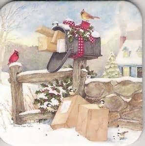 Chickadees-Holiday-Mailbox-Coaster-Set-Bonnie-Heppe-Fisher-Legacy-wallpaper-wp423049